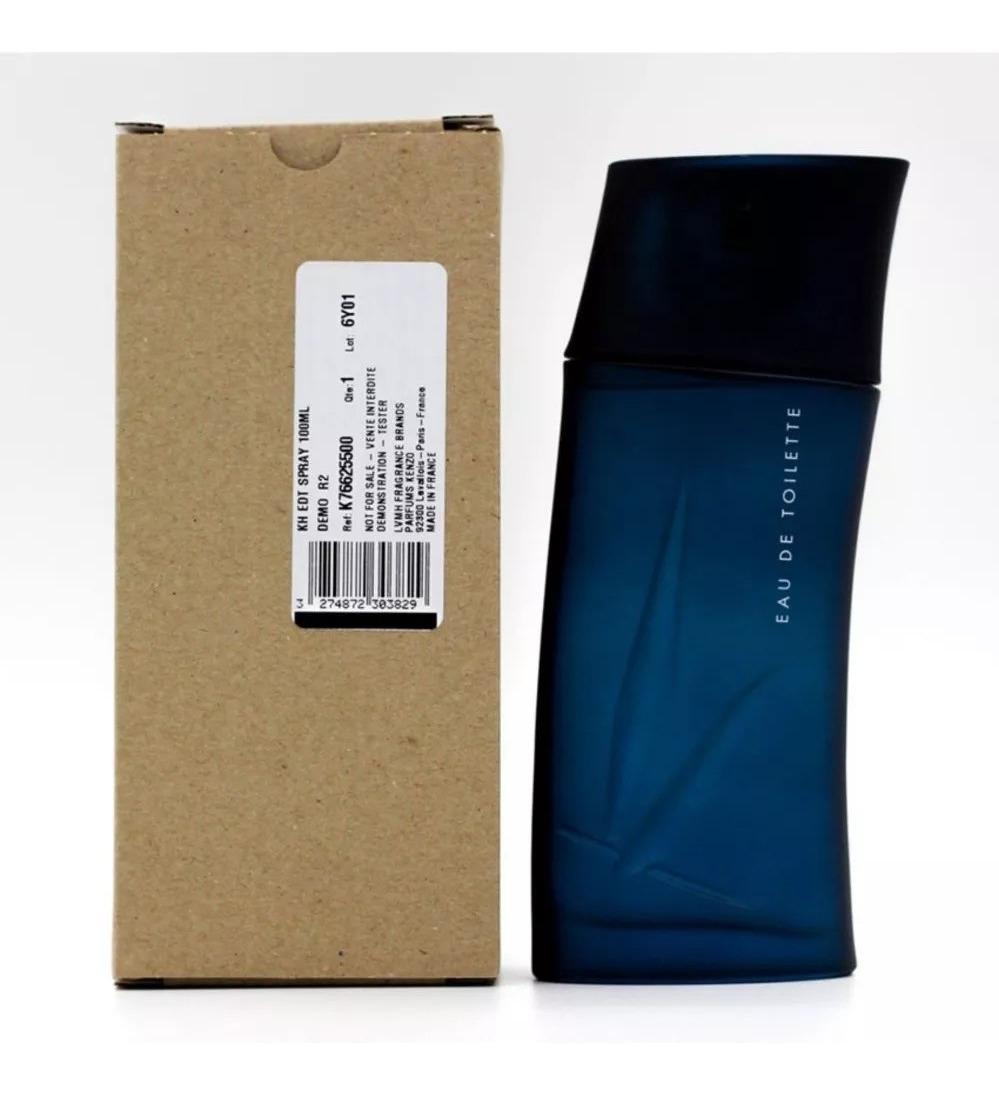 Edt 100ml Perfume Tester Kenzo Importado Homme POXukZiT