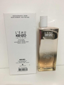 Kenzo Perfume Tester Pour Leau Intense Femme Importado b7f6gy