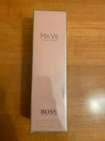 Perfume Importado Ma Vie Pour Femme Hugo Boss 75 Ml Mujer