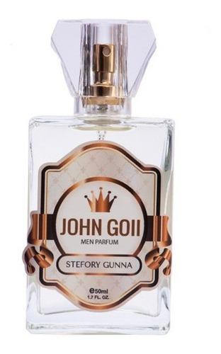 perfume importado masculino john goii 50ml forte