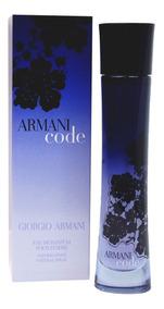 0b5901b4 Perfume Importado Mujer Armani Code Women Edp - 75ml