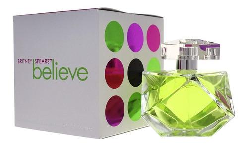 perfume importado mujer believe 100 ml edp britney spears