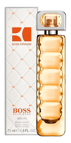 perfume importado mujer boss orange 75 ml edt hugo boss