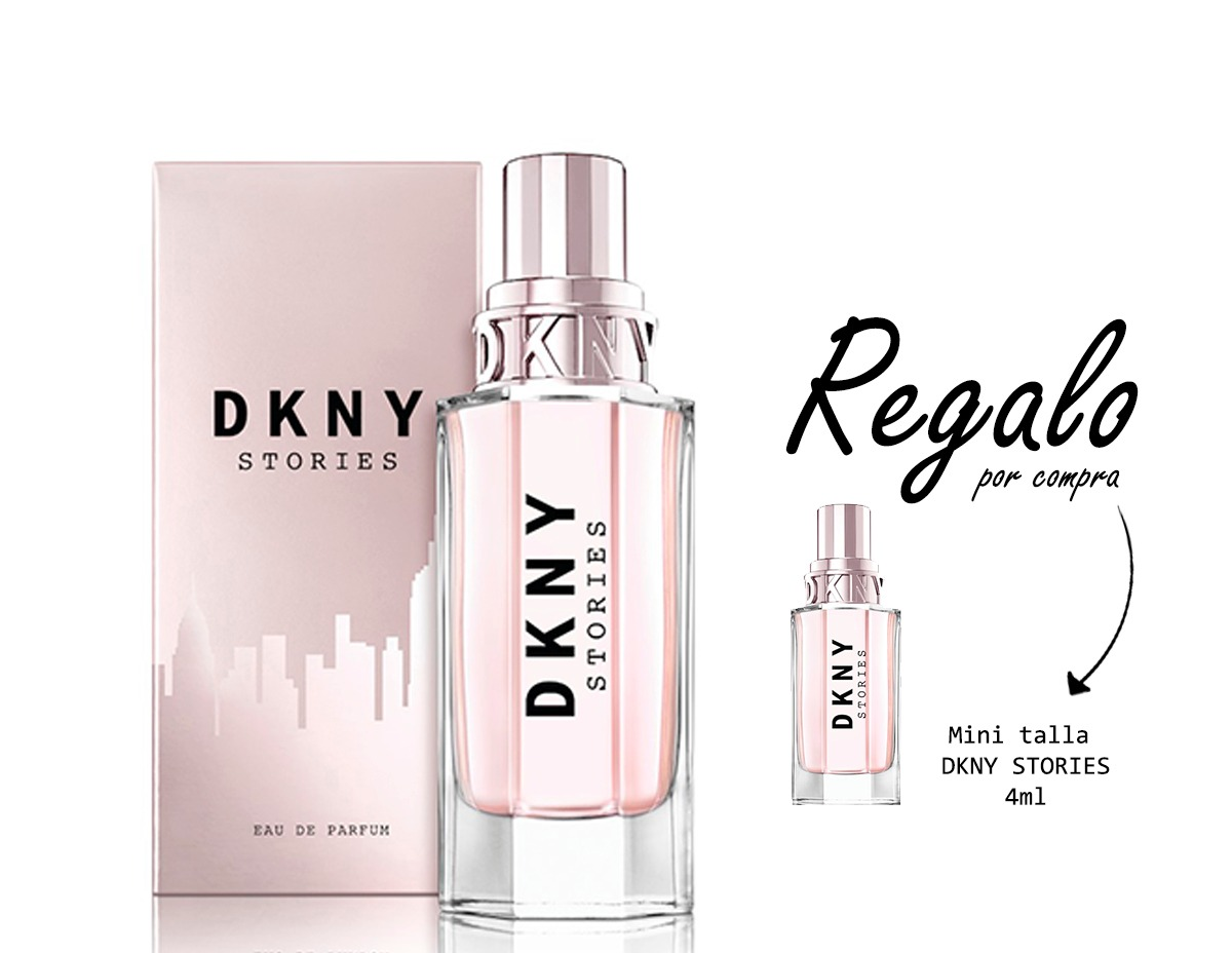Perfume Importado Mujer Dkny Stories Edp 50ml 319000 En