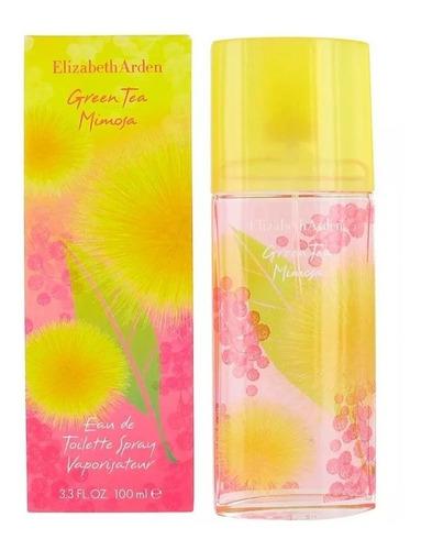 perfume importado mujer green tea mimosa edt 100ml vto 03.20