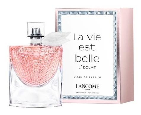 perfume importado mujer la vida es bella leclat edp 30ml ss