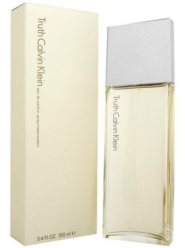 perfume importado mujer  truth edp 100 ml calvin klein
