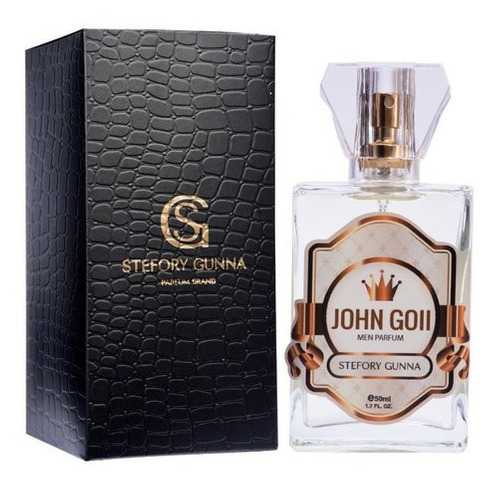 perfume importado original john goii 50ml homem independente