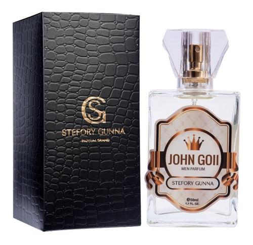 perfume importado original john goii fixador poderoso