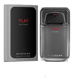 Play Hombre Givenchy Intense Importado 50ml De Perfume f7yb6g