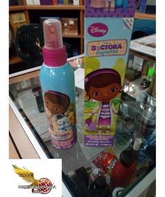 Colonia Corporal Niña200ml Infantil Perfume Juguetes Doctora 9ED2YHWI