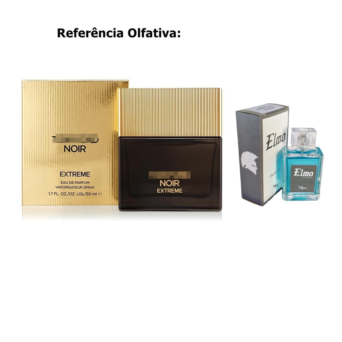 perfume inspirado noir extreme tom ford masculino fixa 100ml. Carregando  zoom. 0b9e158bc2