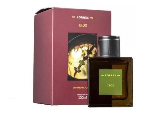 perfume iros avon - deo parfum masculino 100ml