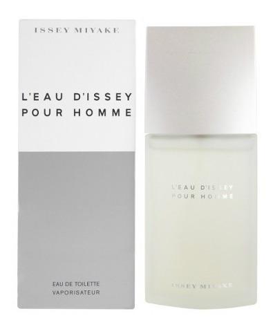 perfume issey miyake 125 ml original lacrado