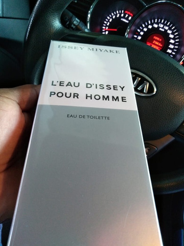 perfume issey miyake pour homme 125 ml