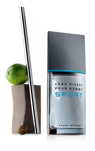 perfume issey miyake sport 100% origin - ml a $1250