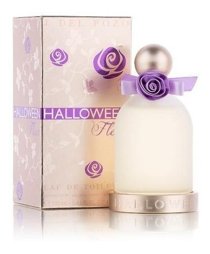 perfume j. del pozo halloween -- fleur -- 100ml --- original