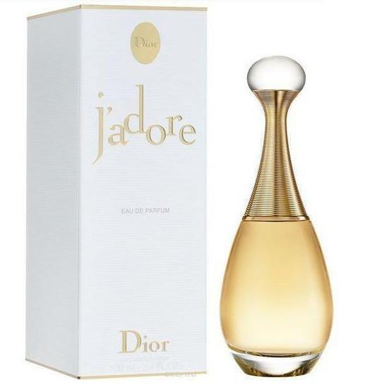 9bf7acd0b75 Perfume Jadore Christian Dior Edp Feminino 100ml Original - R  229 ...
