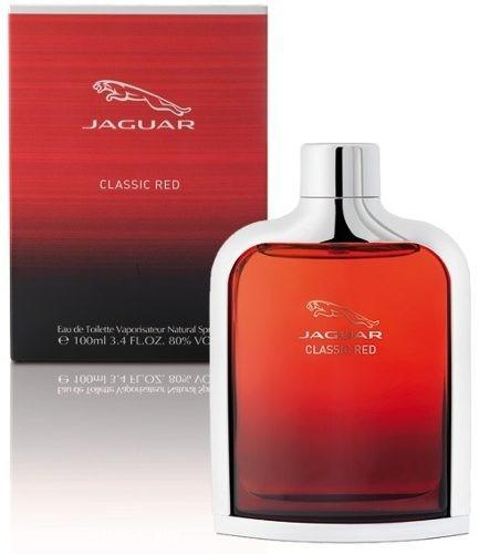 Perfume Jaguar Red Resenha: Perfume Jaguar Classic Red Jaguar For Men Edt 100ml
