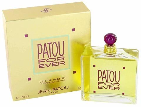 perfume jean patou forever feminino 100ml edp - original