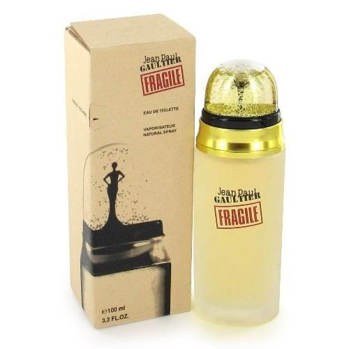 perfume jean paul gaultier fragile edt mujer 3.3oz 100ml