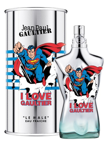 perfume jean paul gaultier i love gaultier le male  edt 125