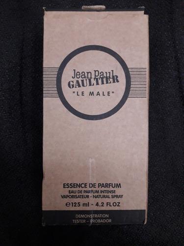 perfume jean paul gaultier le male essence de parfum 125ml
