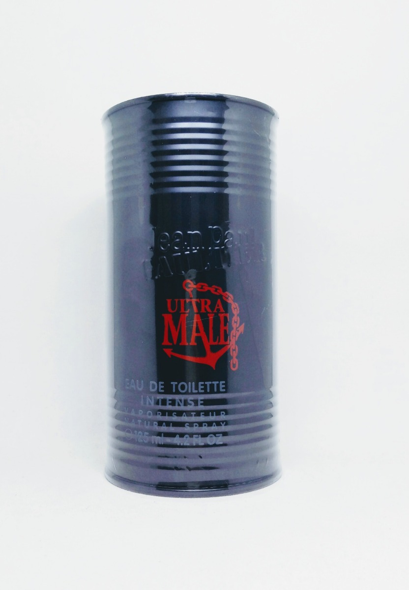 49aed185aa Perfume Jean Paul Gaultier Ultra Male Edt Intense 125 Ml - R  319