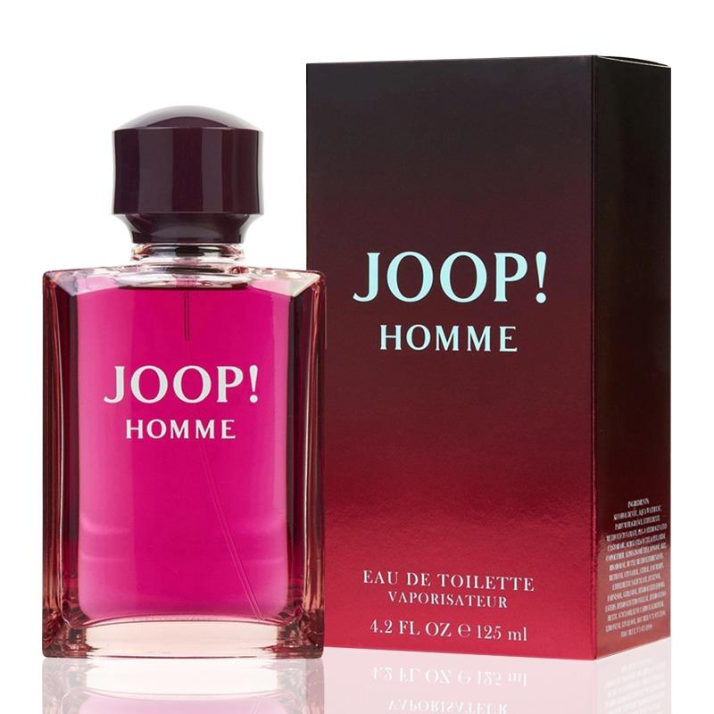 bb0c19e4d1 Perfume Joop Homme 125ml Masculino Original - R  149