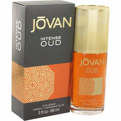 perfume jovan intense oud for men  original 88 ml