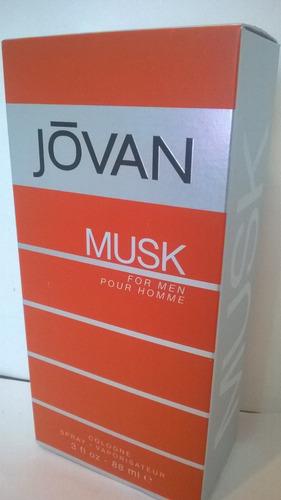 perfume jovan musk for men 88 ml. $ 300. envio gratis.