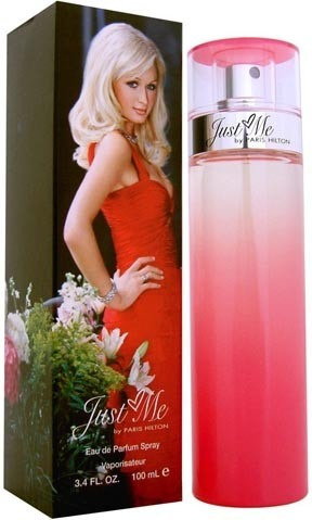 perfume just me by paris hilton 100% or - ml a $890