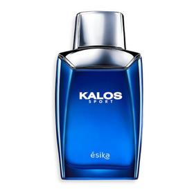 Perfume Kalos Sport 100 Ml - Esika
