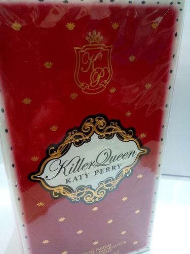perfume katy perry killer queen 100 ml feminino original imp