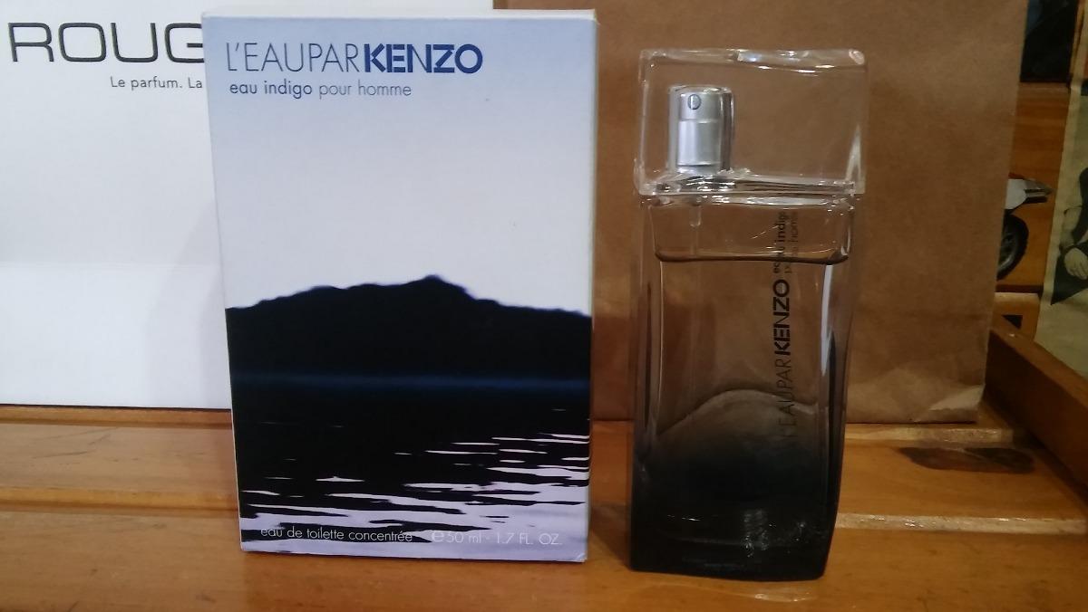 50mlPoco 00 Hombre Kenzo Uso Indigo 800 Discontinuado2 Perfume MGSzqpUV