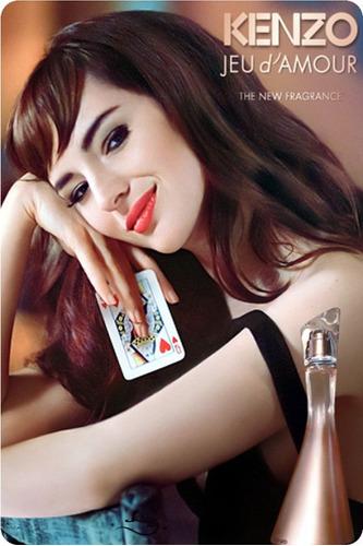 perfume kenzo jeu d'amour eau de parfum 100 ml