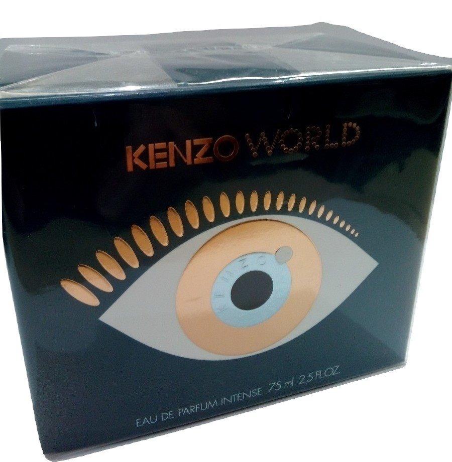 6ee3b8d18 perfume kenzo world intense 75 ml edp feminino importado. Carregando zoom.
