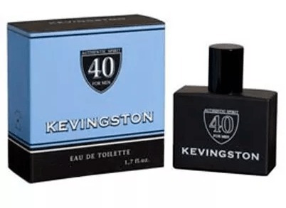 perfume kevingston 40 for men 100 ml