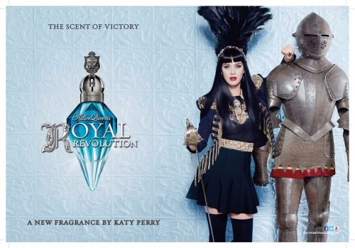perfume killer queen royal revolution 30 ml - selo adipec