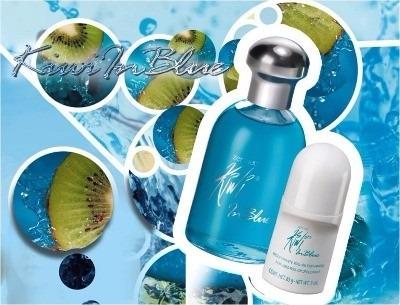 perfume kiwi in blue de zermat