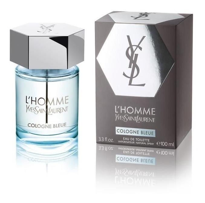 60 Saint Perfume L' Laurent Homme Bleue Ml Yves Cologne hBtsrxCdQ