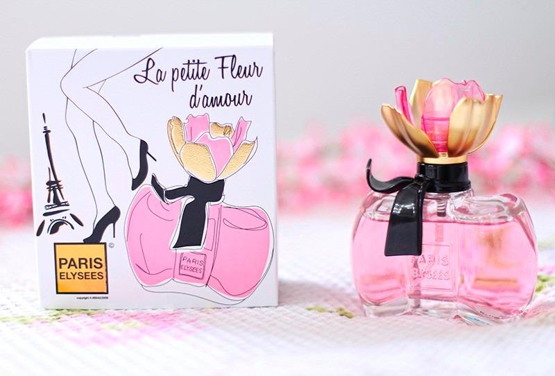 Perfume La Petite Fleur D Amour Paris Elysses Barato R 48 00 Em