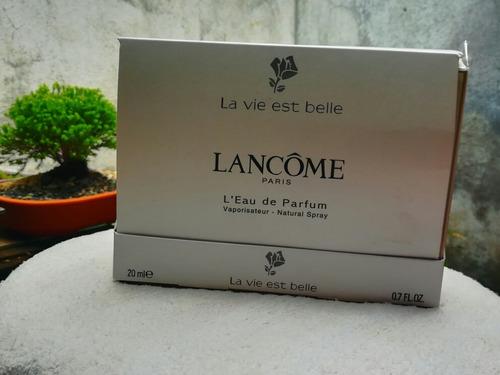 perfume la vida es bella 20ml