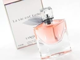 perfume la vida es bella de lancome 100ml dama kuma