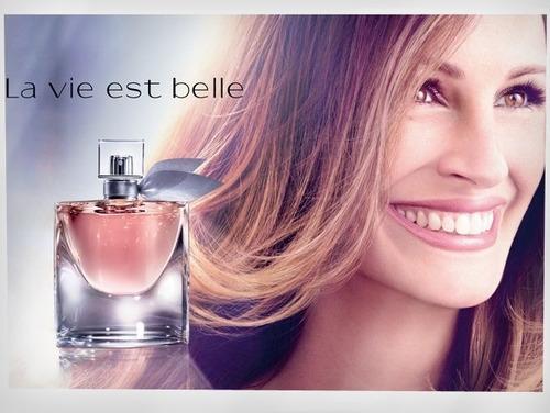 perfume la vida es bella de lancome (original)