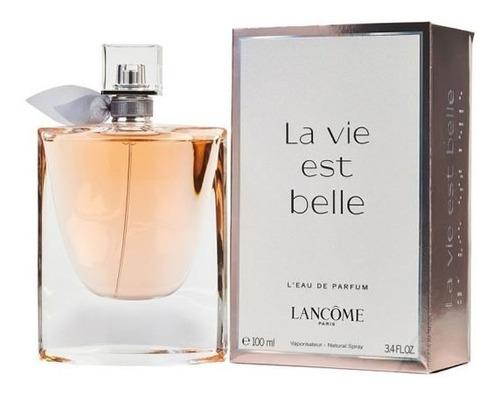 perfume la vie est belle de lancome edp 100ml mujer original