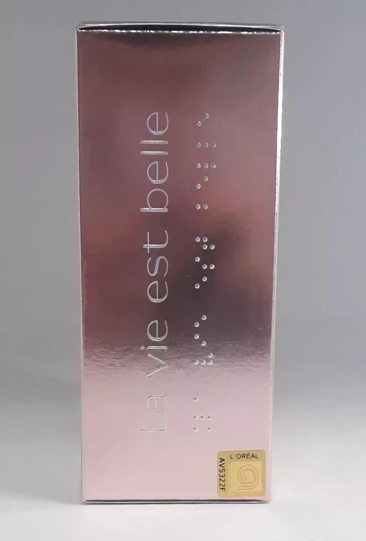 8b19045941 perfume la vie est belle eau de parfum (edp) 50ml original. Carregando zoom.