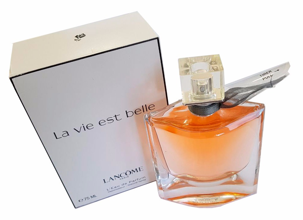 4dc3a4ced perfume la vie est belle edp 75ml a vida é bela lancome. Carregando zoom.