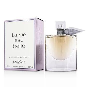 perfume la vie est belle intense de lancome 75 ml women