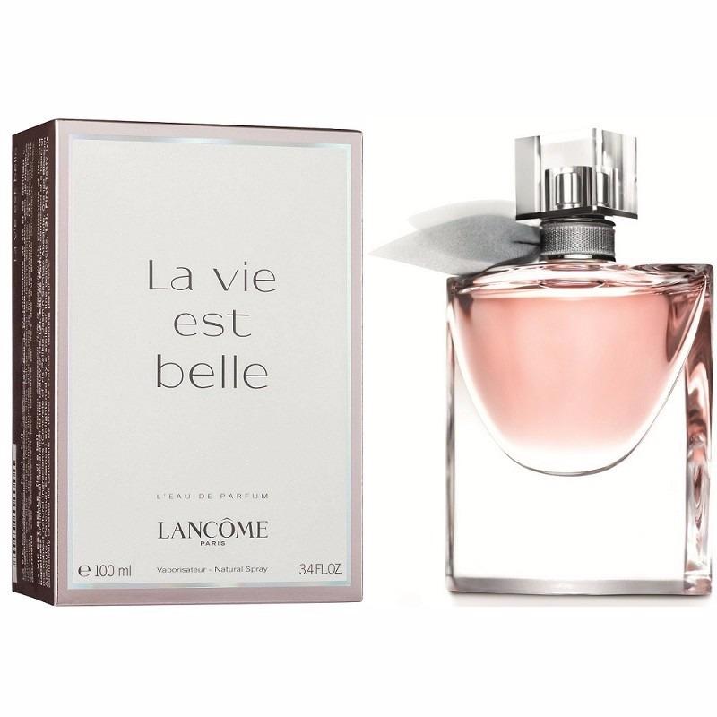 e62cea2a2 perfume la vie est belle lancôme 100 ml edp caixa amassada. Carregando zoom.